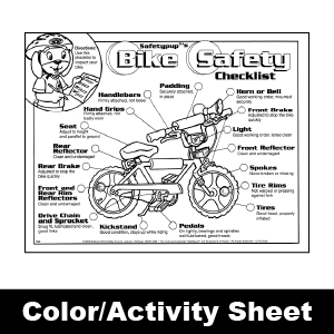 150: Safetypup®'s Bike Safety Checklist