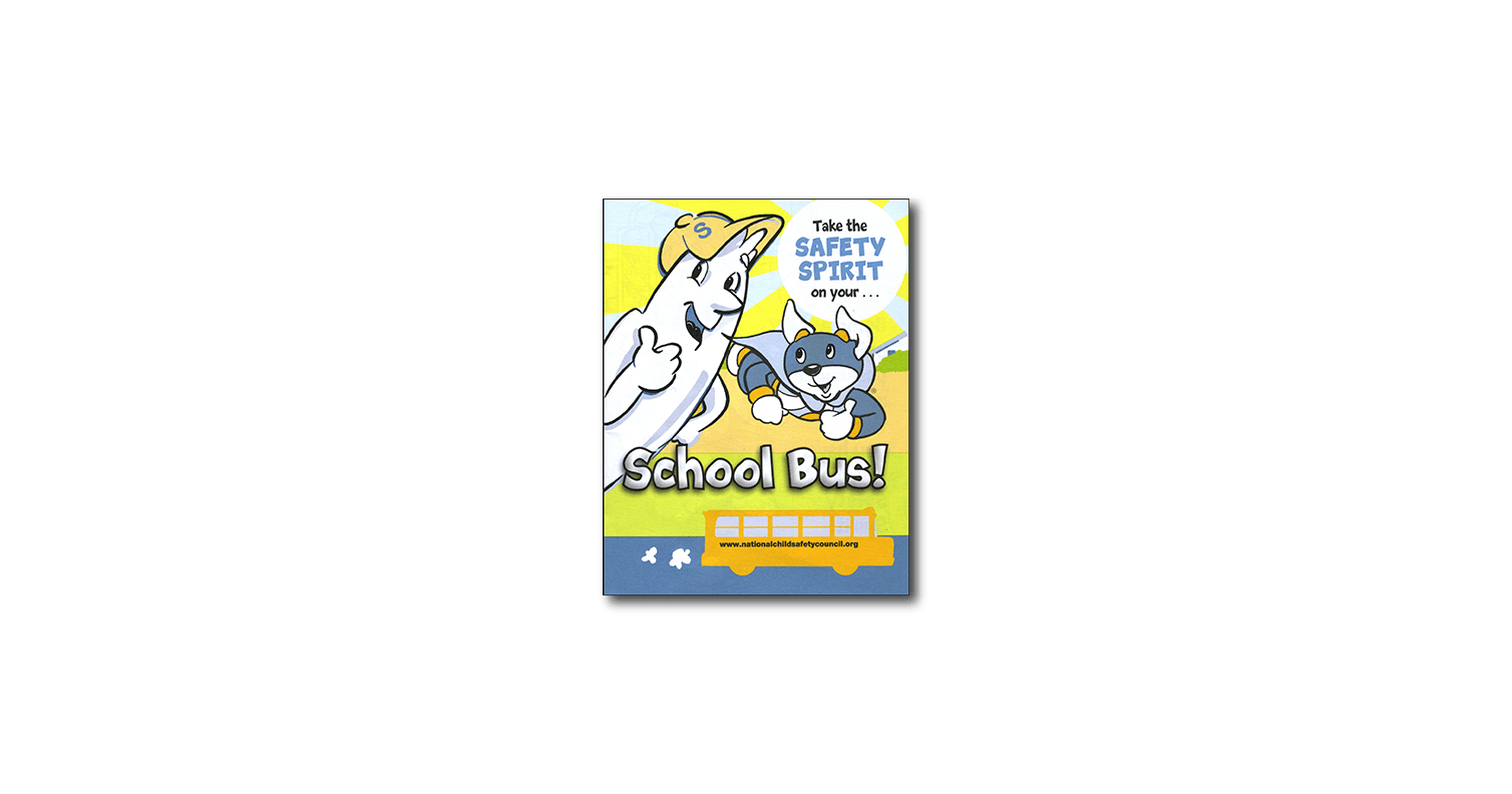 055: Take the Safety Spirit on Your School Bus