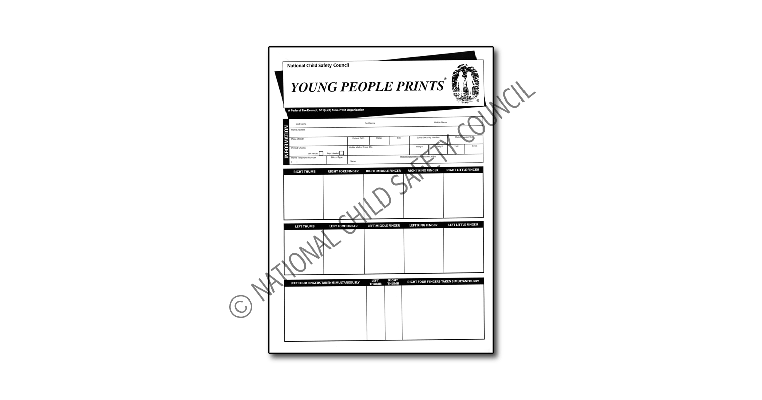 116: Young People Prints®