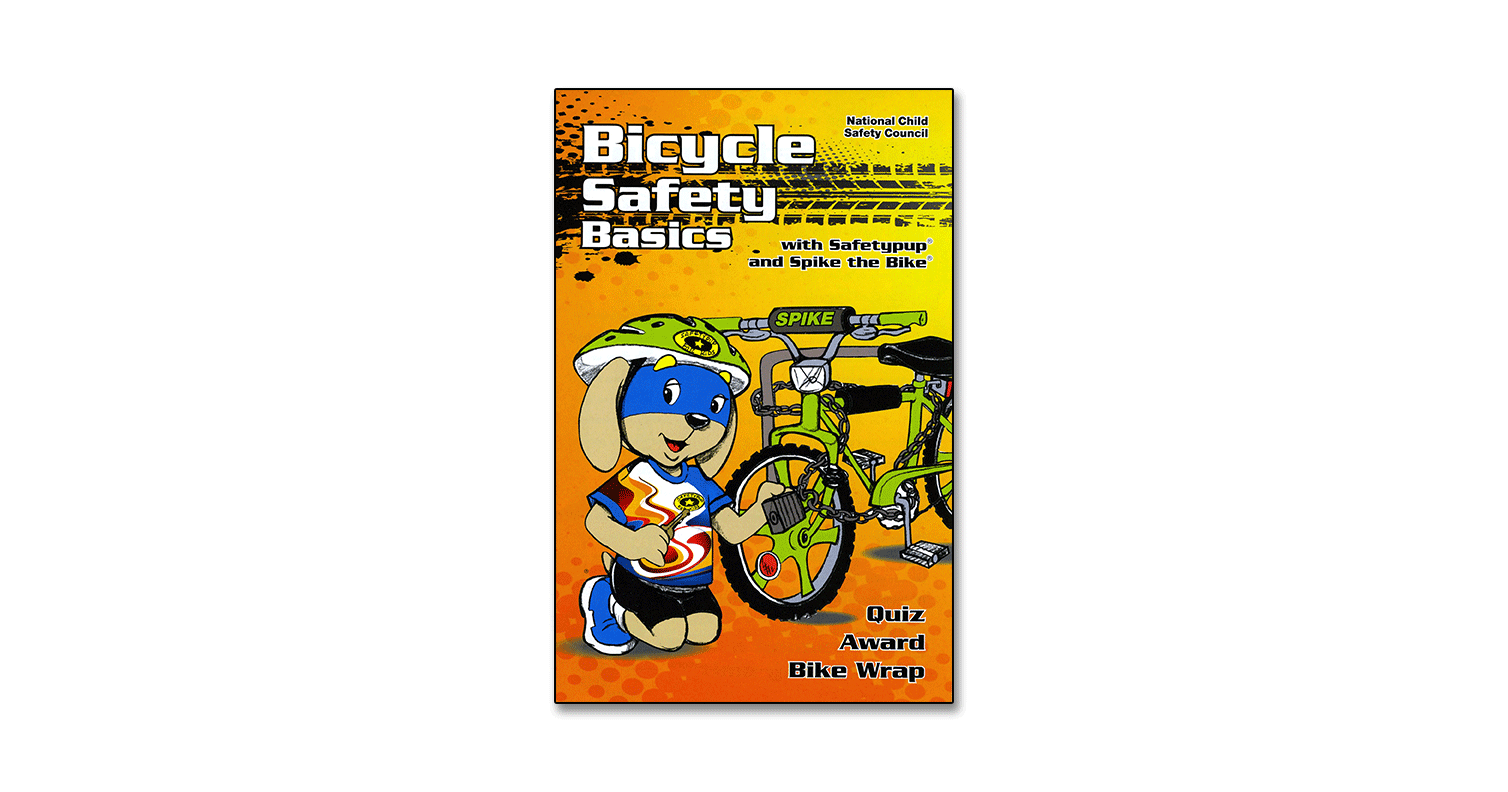 151: Bicycle Safety Basics with Safetypup® and Spike the Bike®