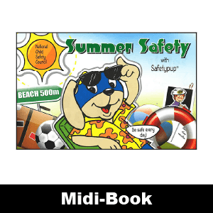 517: Summer Safety Midi Book