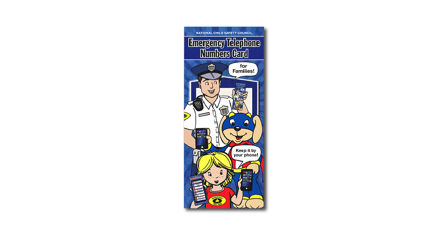 684: Friendly Police Emergency Telephone Numbers