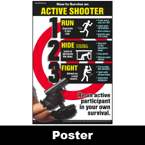 901: Active Shooter